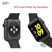 Vaglory iwo 3 smart watch smartwatch iwo 2 actualización apoyo facebook whatsapp viber compatible con ios/android teléfonos inteligentes