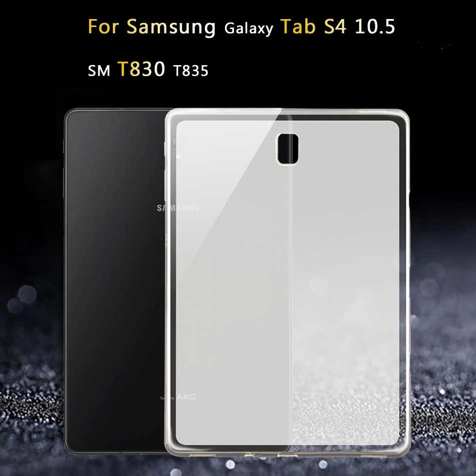 Tab 3/4 7.0/8.0 T110 T210 T310 T230 Tablet Silicon Case Voor Samsung Galaxy Tab S2 S3 S4 S5e 9.7/10.5 SM T810 T830 T720 TPU Cover
