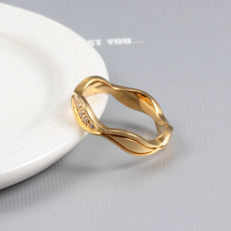 Magic Ikery couple rings for lovers Brand design unique wedding