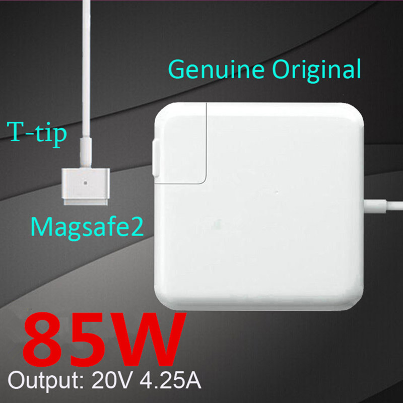 все цены на High Quality Original 85W MagSafe 2 Laptop Power Adapter Chargers (WITH LOGO) For Apple MacBook Pro Retina 15'' 17'' A1398 A1424