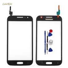Touch Screen Sensor For Samsung Galaxy Win i8550 i8552 Duos GT i8552 8550 8552 Touchscreen Panel Digitizer Front Glass Tools