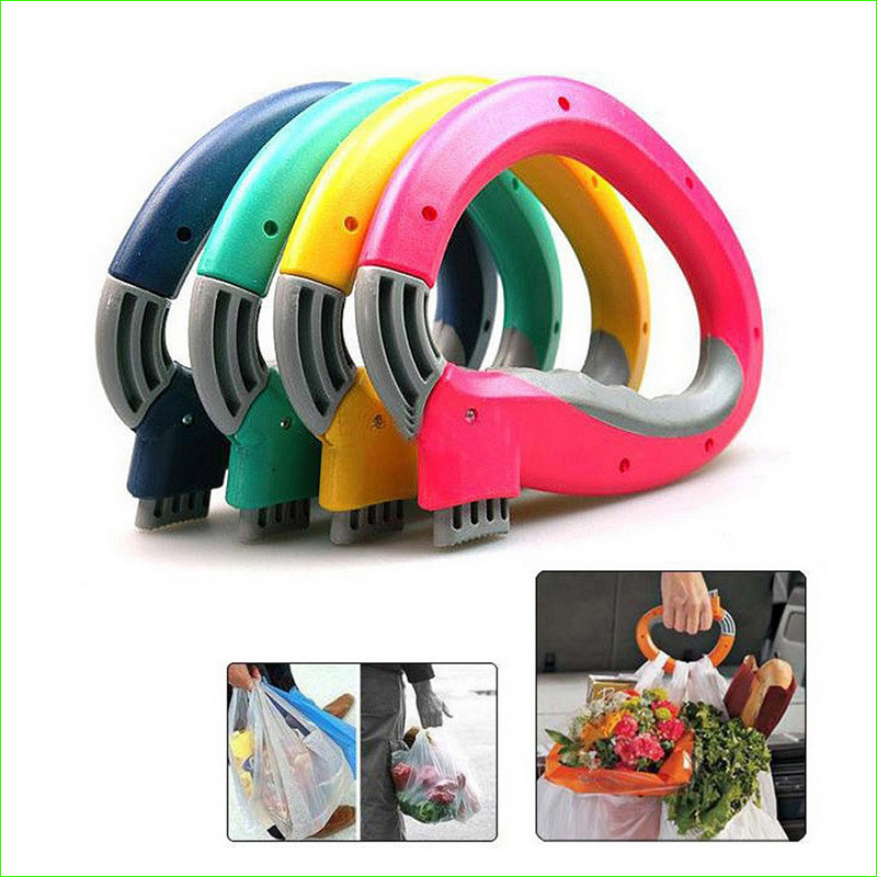1pcs Creative new large load carry food Locking Type D extract apparatus Portable carry bag device Kitchen Gadgets