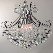 цена на Modern Luxury Crystal Chandelier Living Room Lamp lustres de cristal indoor Lights Crystal Pendants For Chandeliers