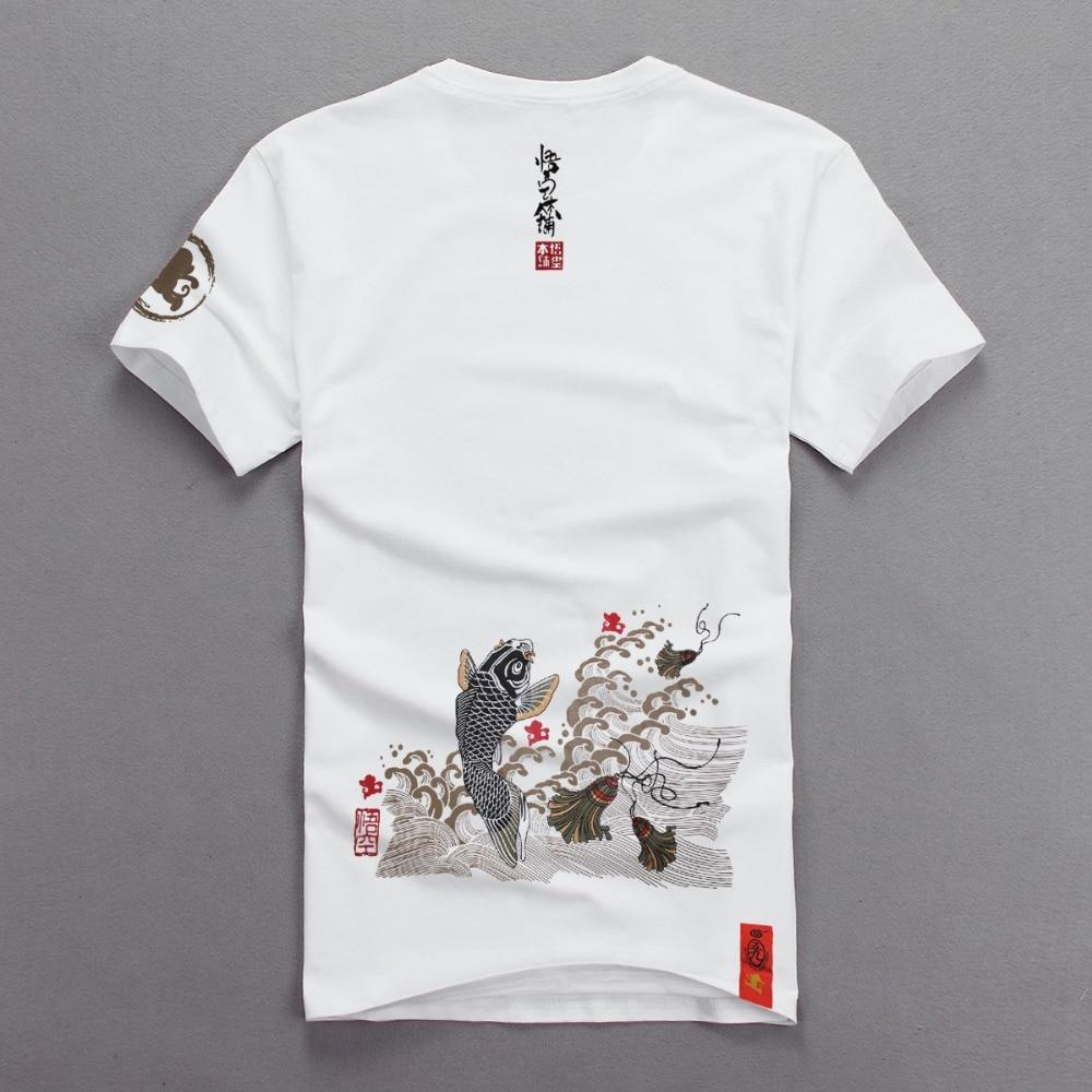 Acquista all 39 ingrosso online tattoo abbigliamento da for Carpa giapponese prezzo