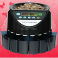 Electronic coin counter coin sorter coin counting machine for most countries coins except Canada,Turkey,United States,Russia