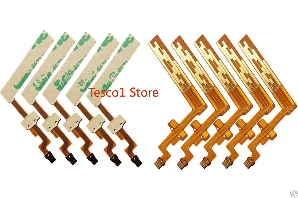 10Pcs FOR CANON 18-55MM LENS FOCUS FLEX CABLE REPLACEMENT REPAIR PART 18-55 MM HOT
