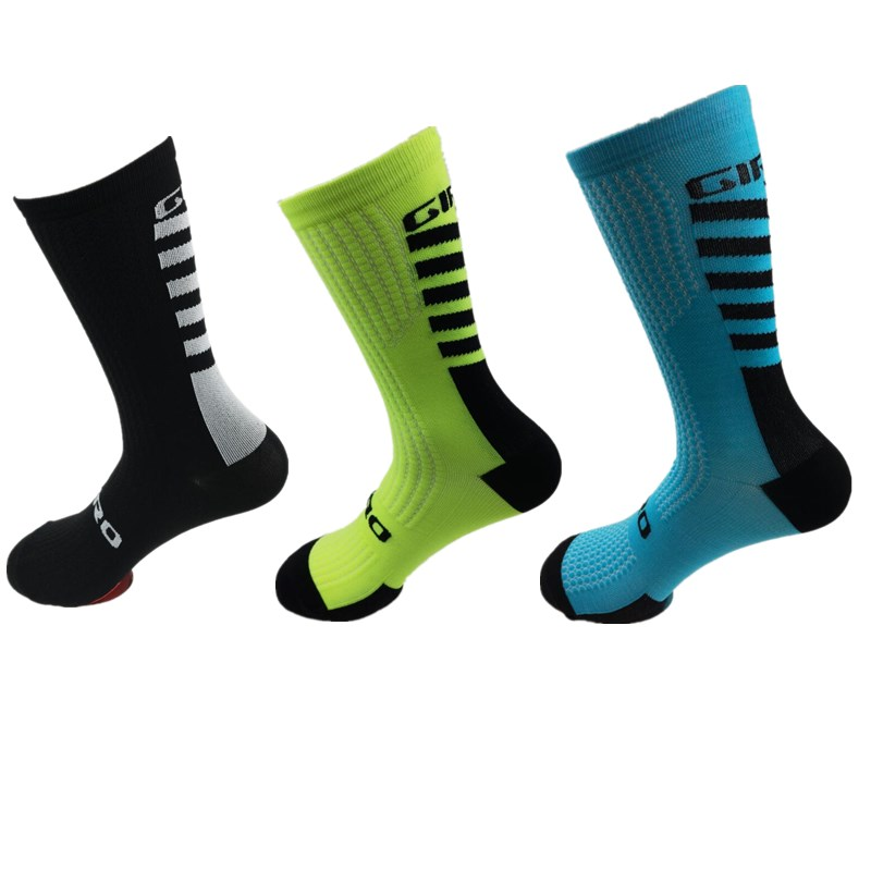 YF&TT Profession Men Cycling Riding Socks Breathable Outdoor Sport Running Socks