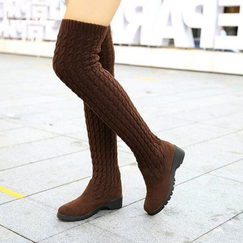 Online Get Cheap Women Knee High Boots -Aliexpress.com | Alibaba Group
