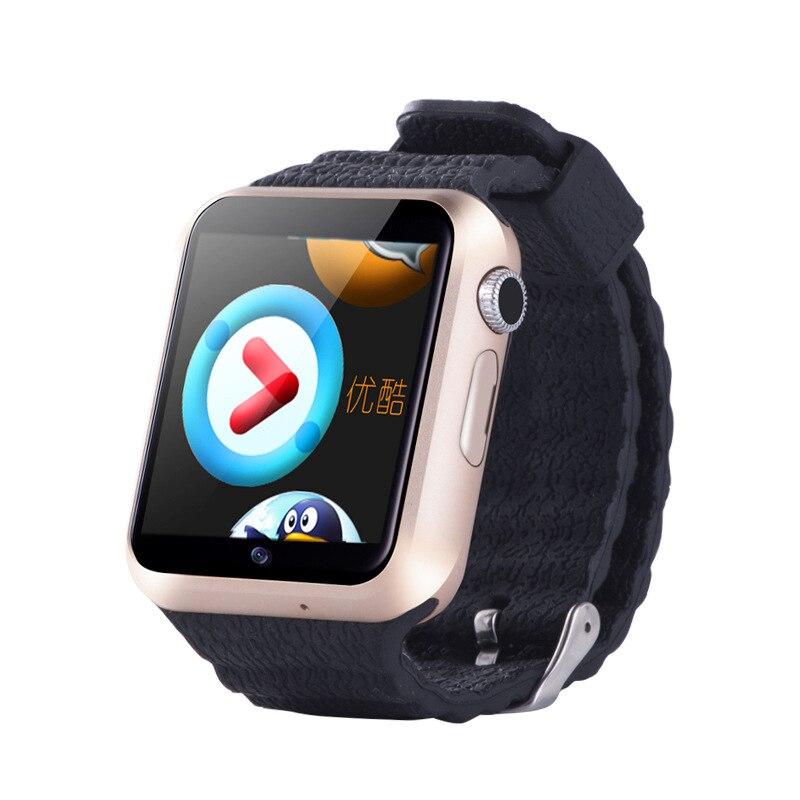 Nouvelle montre intelligente enfants 3G Wifi Sport Fitness hommes Tracker décontracté femmes horloge étanche caméra positionnement sûr moniteur montres V7W - 5