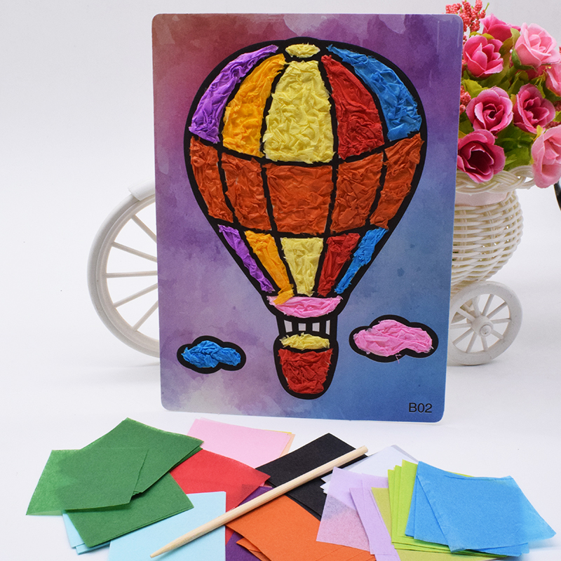 Diy Crafts Toys For Children Felt Paper Handicraft Kids Kindergarten Arts And Craft Material Baby Handmade For Boy Girl 2018 New