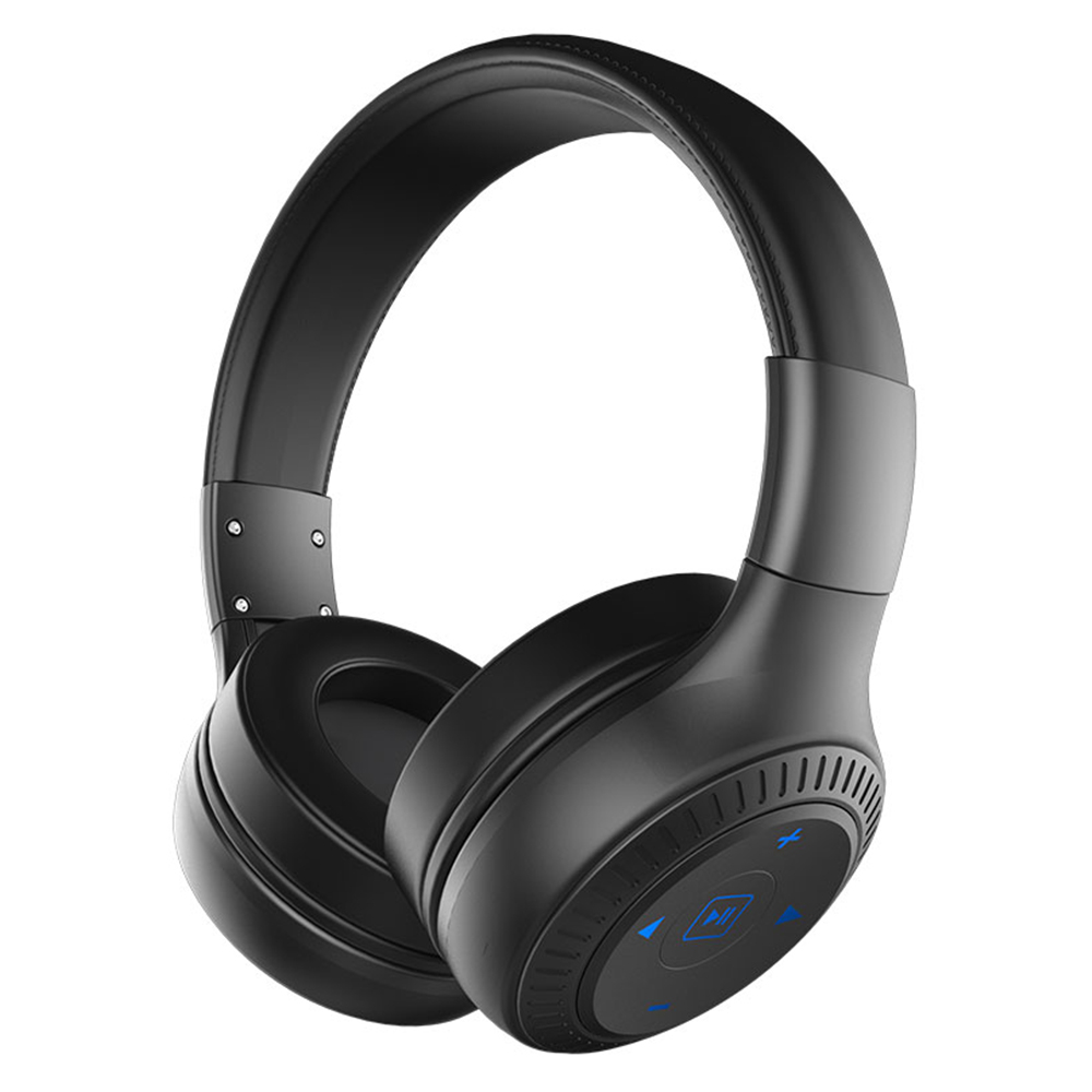 Active Noise Cancelling Wireless Bluetooth Headphones Portable Headset with microphone for phones and music 2 Colors