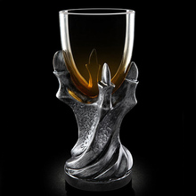 Game Of Thrones Dragon Claw Mug Vodka Wine Goblet Glass Shot Cup Bear Whiskey Dragons Gothic Cups And Mugs Drinking Supplies стоимость