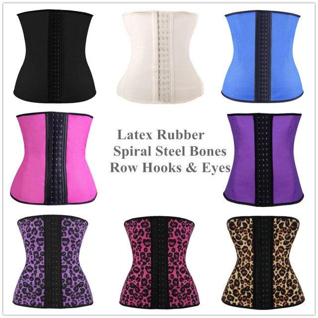 waist trainer corset waist trainer shapewear waist cincher hot shapers body feminino shapers latex waist cinche latex slimming