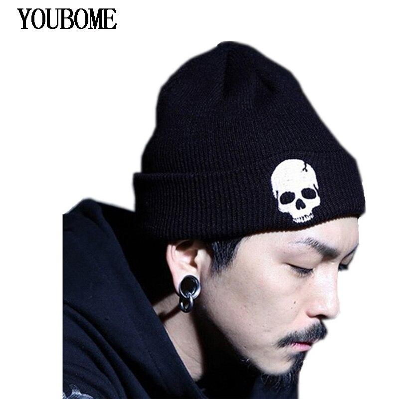 Skull Beanies Men's Hats