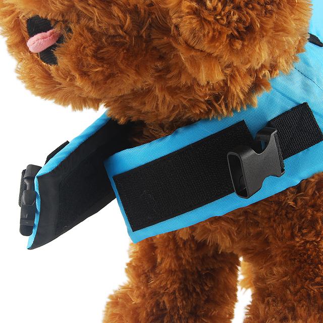 """Dog  """"Shark Fin"""" Safety Vest"""