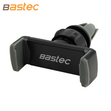 Bastec Universal Luxury 360 Degrees Rotate Air Vent Frame Mount Car Phone Holder for iPhone 7 6 6s Samsung Xiaomi HTC Sony GPS