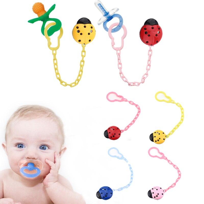 Цепочка на соски для младенцев; цепочка на соски для новорожденных; подарок для малышей; милая пустышка; 4 цвета; креативный держатель для зубов