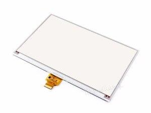 Image 3 - Waveshare 7.5 polegadas e ink raw display 640x384 e paper três cor: preto vermelho branco, interface spi, sem pcb, sem luz de fundo