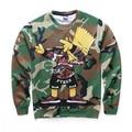 New 2016 3d harajuku hoodies hip hop jordan print sweatshirt fashion moleton masculino tracksuits sudaderas hombre hoodie
