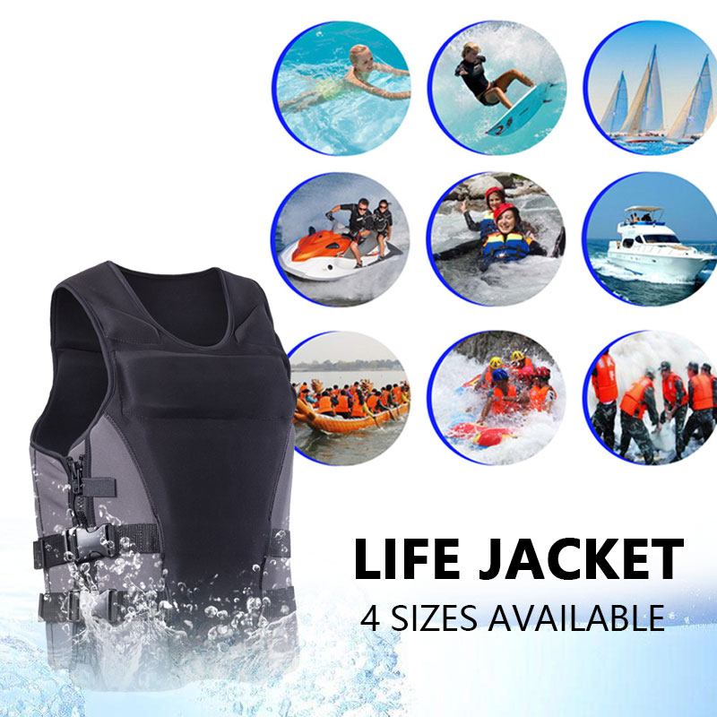 Automatic Inflatable Life Jacket Professional Adult Swiming Fishing Life Vest Swimwear Water Sports Swimming Survival Jacket high quality baby swim jacket baby swimming vest children kids water sports foam life jacket learn swimming arm rings age 2 8