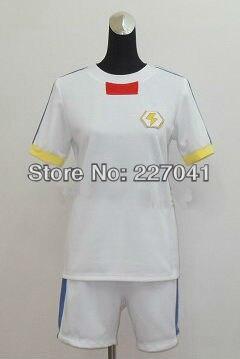 Inazuma Eleven GO Academy Cosplay Japan  Team Uniform Sport costume Free Shipping