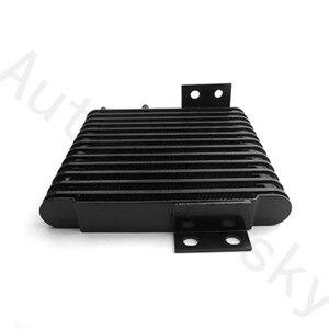 Image 2 - 2920A128 Transmission Gear Box Oil Coolor Radiator 2920 A128 For Mitsubishi Outlander 6B31 3.0L OEM New