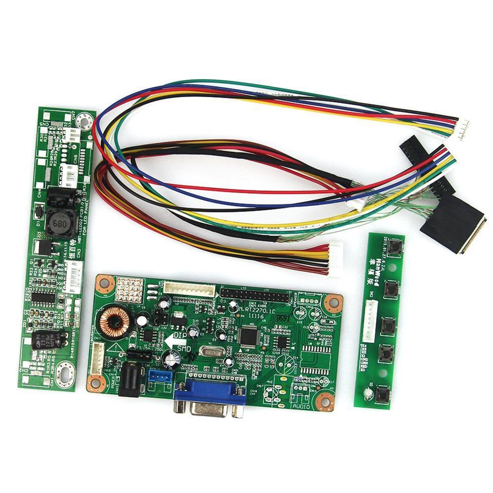 Control Driver Board For M236H3-LA3 M270HW02 V3 M.RT2270 LCD/LED (VGA) LVDS Monitor Reuse Laptop 1920x1080