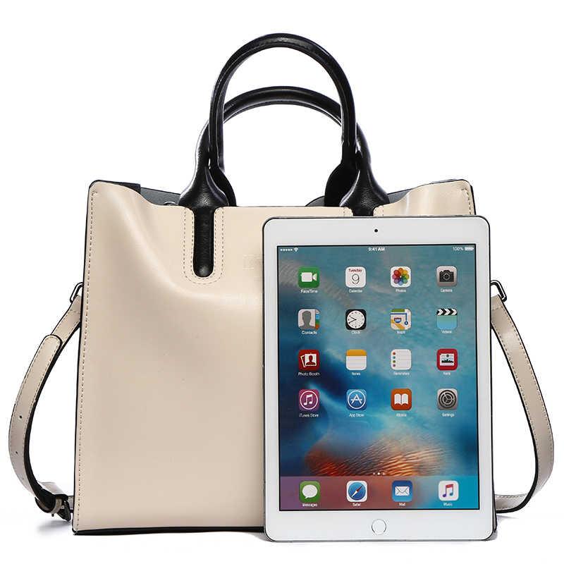 ... BVLRIGA Genuine leather bag famous brands women messenger bags women  handbags designer high quality women bag ... ecd4fbabda17f