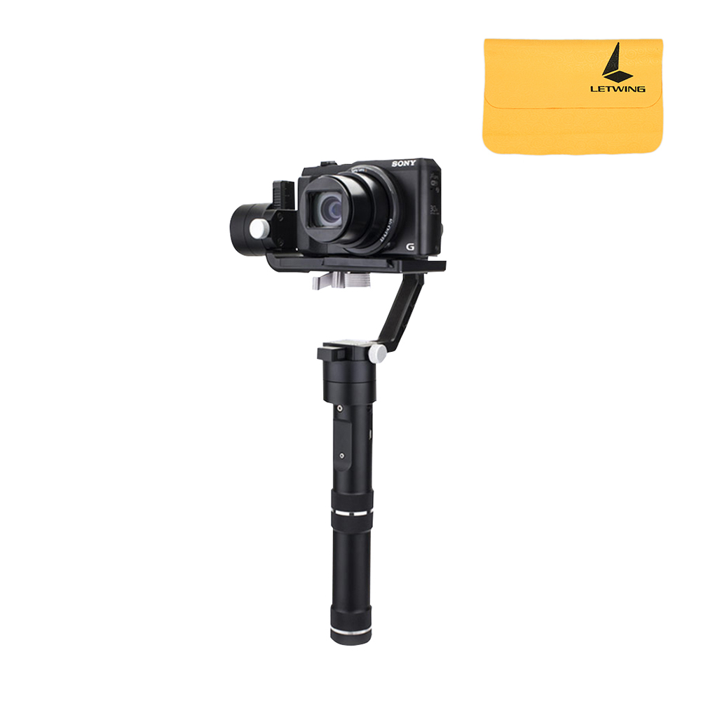 Zhiyun Crane M 3 Axis Handheld Stabilizer Gimbal for DSLR Camera Smartphone Hero 4 5 Xiaoyi Action Camera zhiyun crane 3 axis handheld gimbal stabilizer 360 motors degree moving gimbal vs beholder ds1 ms1 nebula 4000 lite for dslr