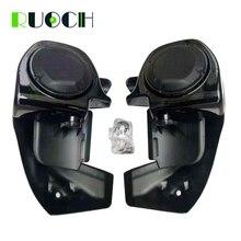 RUOCH Lower Vented Leg Fairing Glove Box W/ 6.5