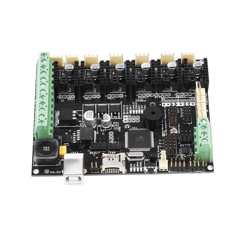 цена на 3D Printer parts Controller Board Megatronics V3 open-source Firmware Version Integrates Marin AD597 for 3d diy motherboard part