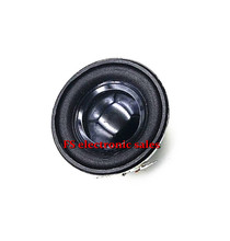 10 pcs High Quality Speaker Horn 3W 4R Diameter 4CM Mini Amplifier Rubber Gasket Loudspeaker Trumpet