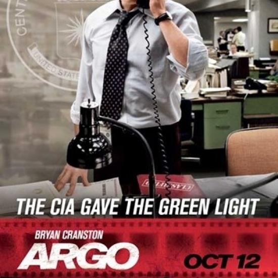 Argo Movie Poster (11 x 17)