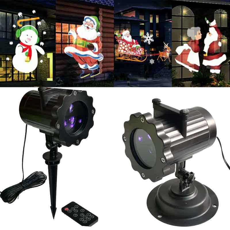 Christmas Decoration Outdoor Projector