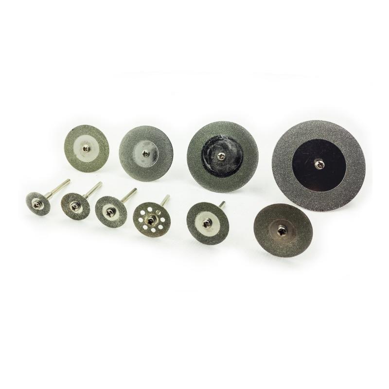 Gyémántvágó penge tüskével a Dremel forgócsiszoló körfűrészlaphoz 16 18 20 22 25 30 35 40 50 60mm