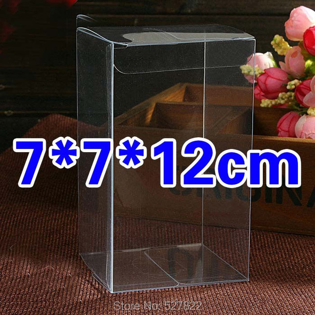 50pcsTransparent Clear Plastic PP Storage Box Packaging Boxes For Toys candy fruit model & 50pcsTransparent Clear Plastic PP Storage Box Packaging Boxes For ...