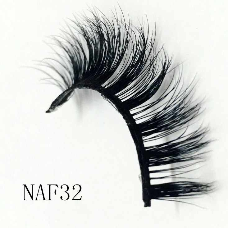 5a113c5c2d5 3D Mink Lashes with Custom Logo Cheap False Eyelashes Custom Eyelash  Packaging Box Makeup Accessories Private