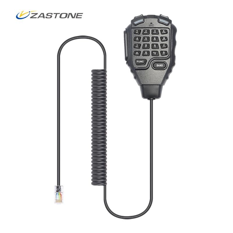 ZASTONE D9000 Handheld Microphone Car Walkie Talkie Accessories For ZASTONE D9000 Two Way Radio Communicator Microphone