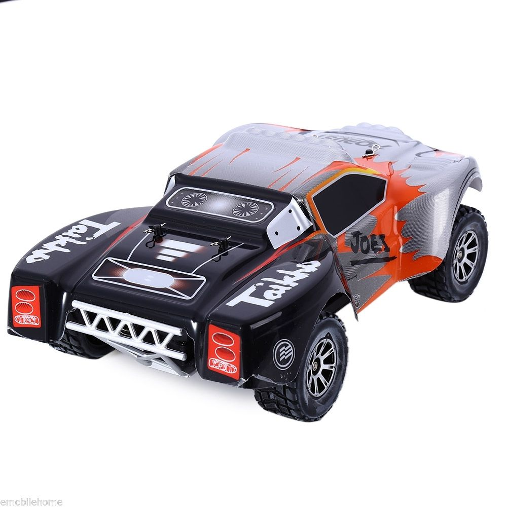 Subotech A969 2.4G 4WD 1/18 50km/h RC Short Course Truck Car