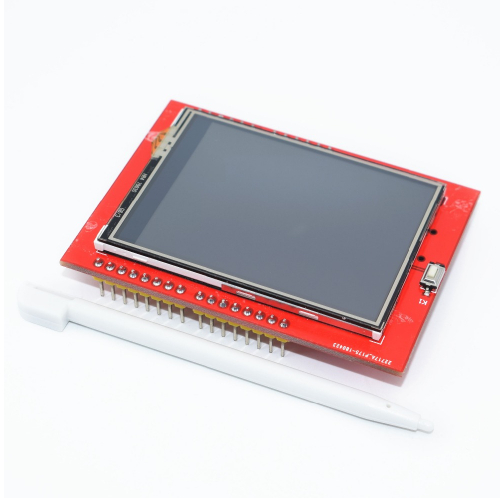 10pcs LCD module TFT 2.4 inch TFT LCD screen UNO R3 Board and support mega 2560 with gif Touch pen