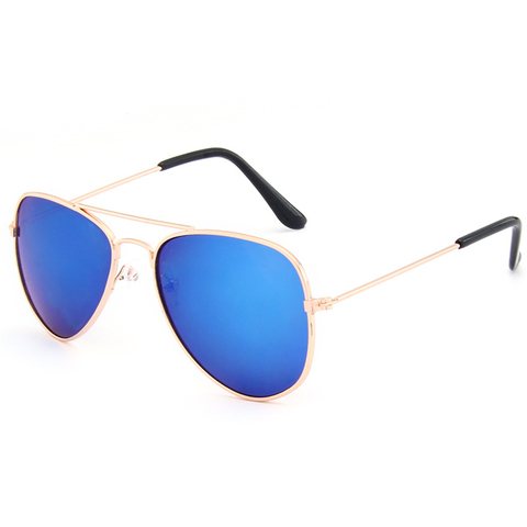 Beautyeye Fashion Kids Sunglasses Aviation Children Sun glasses Pilot Baby Sunglasses 100%UV Protection Oculos De Sol UV400 Karachi