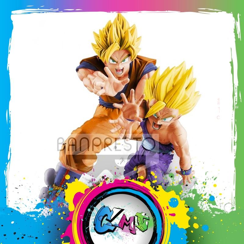 CMT ในสต็อก Original Banpresto Dragon Ball Z DBZ VS Existence Super Saiyan Son Gokou Son Gohan อะนิเมะของเล่น PVC รูป-ใน ฟิกเกอร์แอคชันและของเล่น จาก ของเล่นและงานอดิเรก บน AliExpress - 11.11_สิบเอ็ด สิบเอ็ดวันคนโสด 1