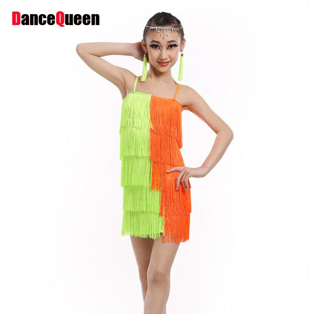 latin dance dresses for girls - photo #10