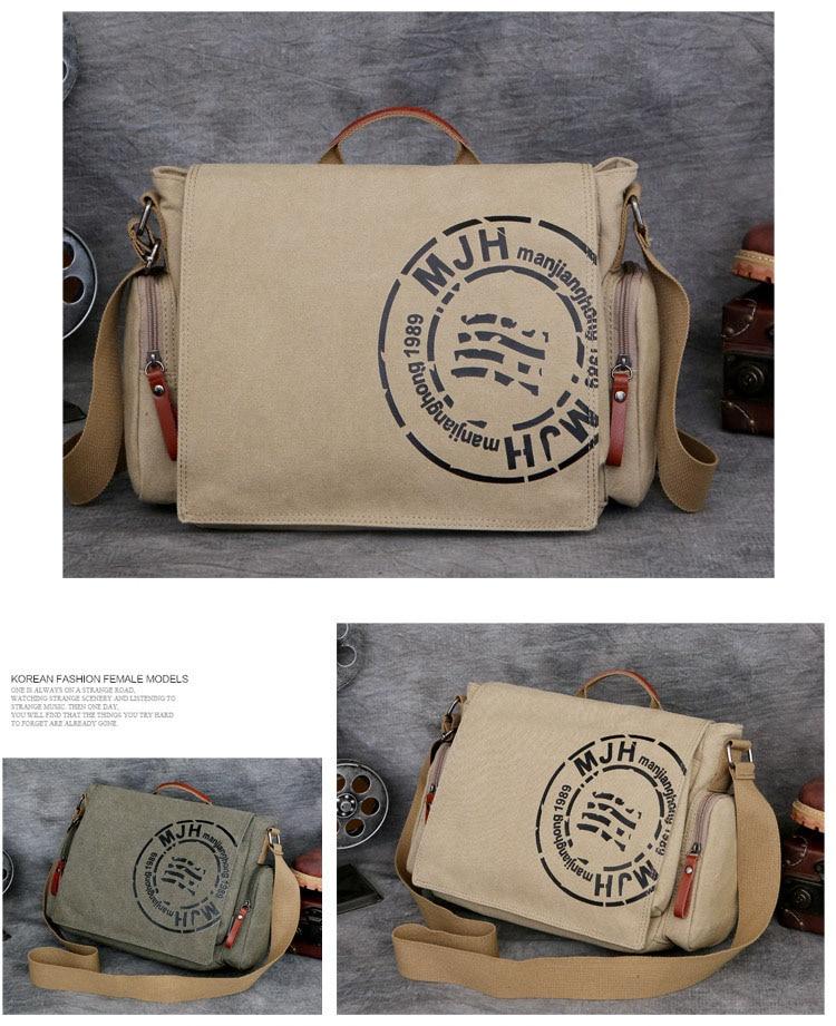 Men canvas briefcase (2)