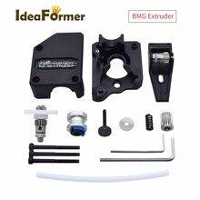 цена на 3D Printer Parts Bowden Extruder BMG extruder Cloned Btech Dual Drive Extruder for 1.75MM Filament 3D printer CR10 MK8 Reprap