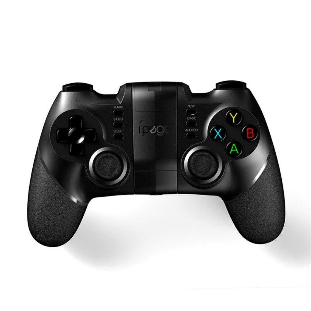 IPega 9076 Gamepad Wiederaufladbare Bluetooth 2,4G Wireless Game Controller Für Windows Mit Touch Pad Und Handyhalter Joystick