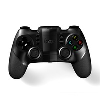 IPega 9076 Gamepad Rechargeable Bluetooth 2 4G Wireless Game Controller For Windows With Touch Pad And