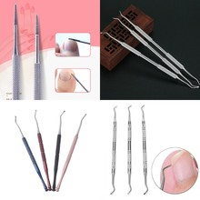 Cleaner Toe-Nail-Correction-Lifter Pedicure Nail-File Ingrown Hook Clean-Installation-Tool