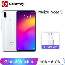Global Version Meizu Note 9 4GB RAM 64GB ROM Smartphone Snap