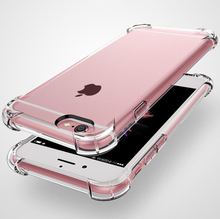 189a8925ba1 Airbag For iPhone XS MAX XR Crystal Clear Shockproof Cover Transparent Soft  TPU Cases for Apple 7 8 Plus X 6 6S 5 5S SE Coque